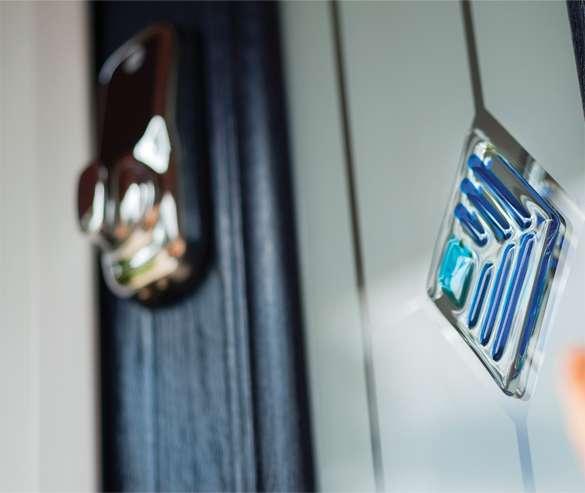 diamond glazing design